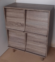 Magazine Cabinet