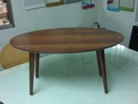 橢圓和室桌