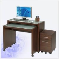 延伸办公书桌、3层柜