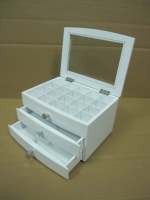 Cens.com Ornament Storage Box 2&3 Drawers 宝石箱 XIN SHENG WOOD CORPORATION