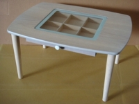 Coffee tables with storage ティーテープル(引出し付け)