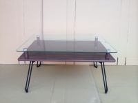 Glass Occasional Tables  ディスプレイテープル