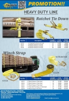Cens.com Heavy Duty~ Tie down & Winch/Tow Strap TAURUS INTERNATIONAL CO., LTD.