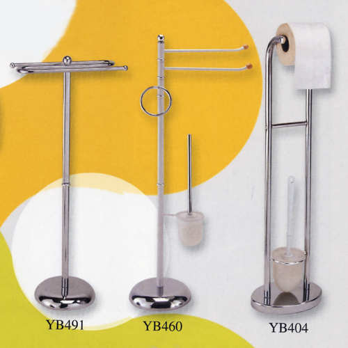 Hooks / Toilet Brush Stands / Toilet Tissue Holders