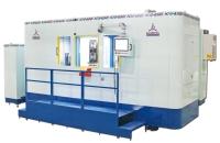 CNC 转盘加工中心机