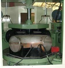 二路转盘弯管削角机 KS-171、45°、90°弯管加工机 KS-221