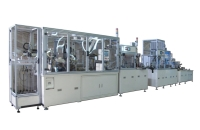 Motor assembly line