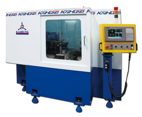 CNC Two-way Processing Machine