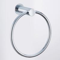 鍍鉻浴巾環