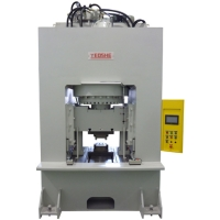 Cens.com Press machine/Cold forge shaping machine/  Hydraulic Machine YEOSHE HYDRAULICS CO., LTD.