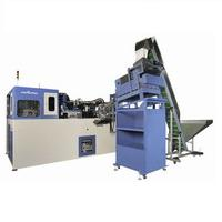 PET Automatic Stretch Blow Moulding Machine - For Less than 600ml Bottles