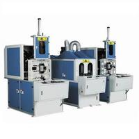 PET Semi-Auto Stretch Blow Moulding Machine