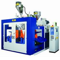 Extrusion Blow Molding Machine- Single/Double Head, Single/Double Station