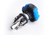 7-in-1 Palm Ratchet screwdrivers/ Ratchet screwdrivers