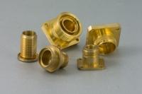 CNC Complex Form Tumed & Ground Parts