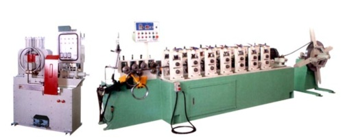 Steel Bicycle Rim Production Line