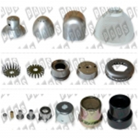 Extended stampings
