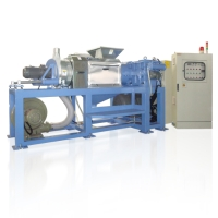 Dehydrating and Pelletizing Machine