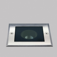 EXTERIOR LIGHTING – In-ground recessed Luminaries