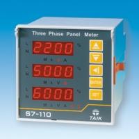 Three Phase Panel Meter