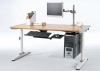 Manual Height Adjustable Table