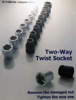 Cens.com Two-Way Twist Socket BORDEREX CORPORATION