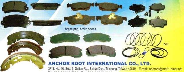 brake Pad and Brake Shoes