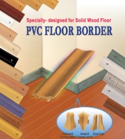 PVC Floor Border