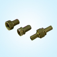 Brass Short shank Coupling