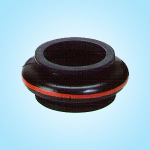 Series 105 wide arch single sphere with yellow flange