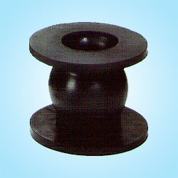 Series 160 wide arch single sphere with flange