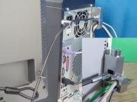 电脑主机锁