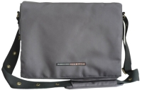 "VASOLA — 15.4"" Messenger Bag/ Laptop Bag"