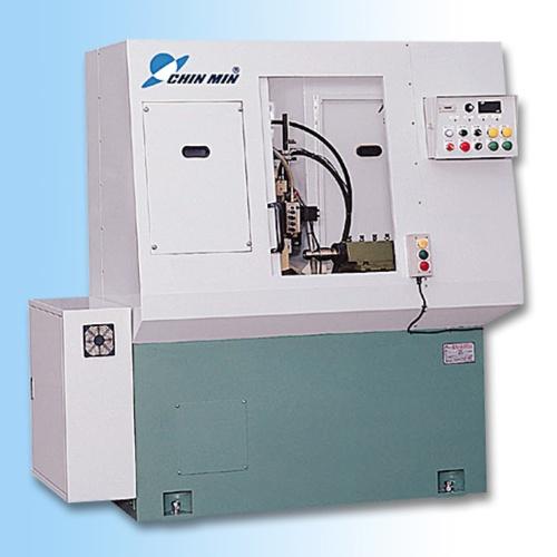 Dust guard groove cutting machine