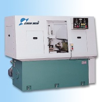 Double end facing machine