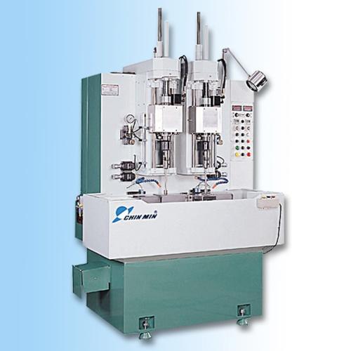 立式双工位珩磨机
