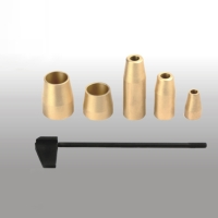 Mounting Bushing and Gauge Pump / Nozzle