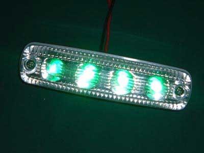 Automobile Mark Light