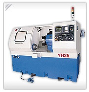 CNC Horizontal Turning Lathe