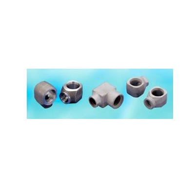 Industrial, High-pressure and Oil-Pressure Parts (Forged Products)