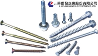 Cens.com Self Drilling Screws SHUENN CHANG FA ENTERPRISE CO., LTD.