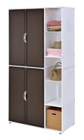 Cens.com 2-Tier Closet (With 5 Sections Inside) DONIDO ENTERPRISE CO., LTD.