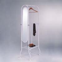 Cens.com Dressing Mirror + Clothes Rack CHANG-YIH IRON & WOOD PRODUCTS CO., LTD.