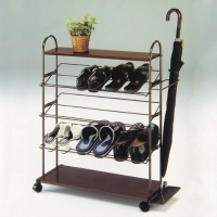 Cens.com Shoe Rack CHANG-YIH IRON & WOOD PRODUCTS CO., LTD.