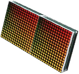 LED Full-Matrix Display Panel & Unit