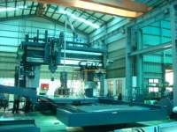 Cnc Double Column Machining Center