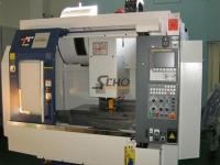 CNC立式切削中心机