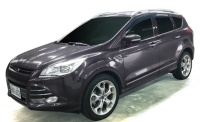 FORD KUGA 2014 Injection Door Visor