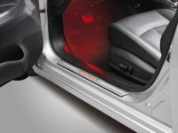 NISSAN SENTRA 2013 LED Sill Plate