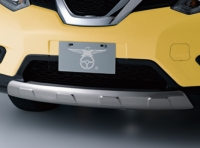 X-TRAIL Front Bumper Guard